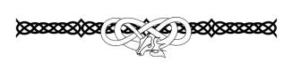 dragon and braid element bar